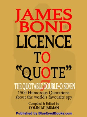 007 james bond quotes