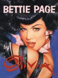 Bettie Page by Olivia (Hardcover) ~ Olivia De-Berardinis (Author ...