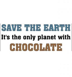 Chocolate funny