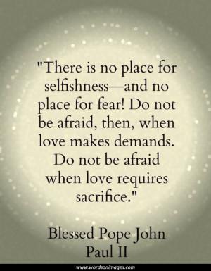 ... john paul ii quotations sayings famous quotes of pope john paul ii