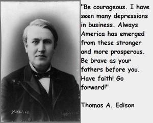 Thomas alva edison famous quotes 2