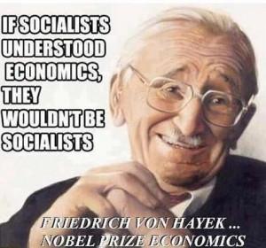 Friedrich A. Hayek to President Obama about Obamacare