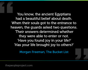You Know The Ancient Egyptians Had A Beautiful Belief About Death ...