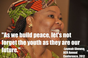 ... , let's not forget the #youth as they are our future