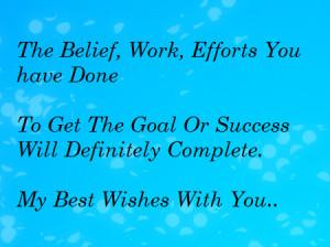 Famous Quotes 4U- Exam Wishes Quotes