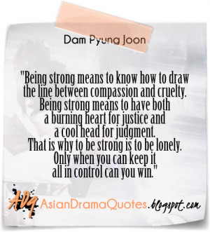 Gu Family Book Korean Drama's Quotes Part 01