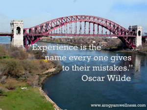 Experience Quote by Oscar Wilde