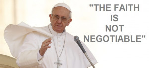 POPE FRANCIS THE SOUND BITE POPE 1
