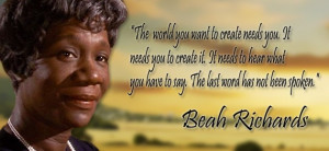 Beah Richards Biography