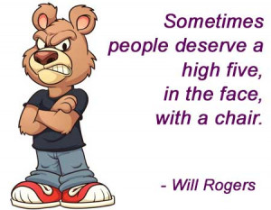 Funny Quote by Will Rogers