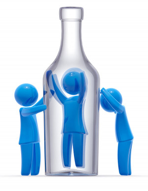 ... characteristics of persons at risk for alcoholism alcohol addiction is