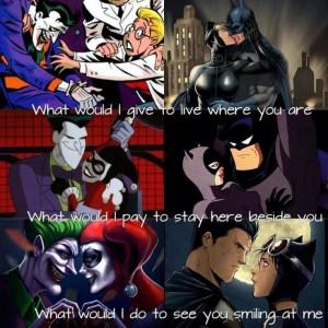 ... Quinn Jokers Quotes, I M Batman, Batman Art, Batman And Catwoman