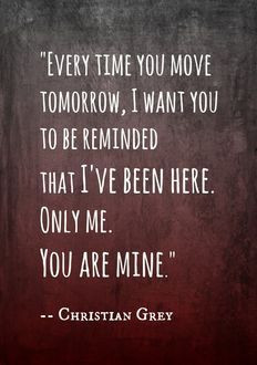 10 Hot '50 Shades of Grey' Quotes That Will Make You Fall in Love All ...