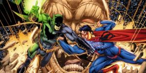 Batman Superman Fight Kryptonite Batman V Superman: How the Dark ...