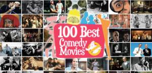 best 100 comedians