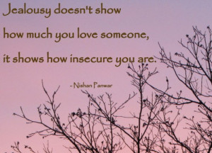 30+ Short Jealousy Quotes