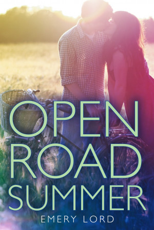 Summer Love Tumblr Quotes Book cover open road summer