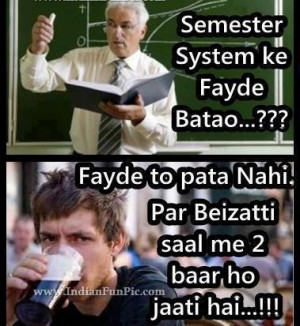 teacher student funny images in hindi