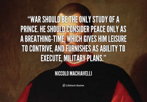 Machiavelli The Prince Quotes Sparknotes Clinic