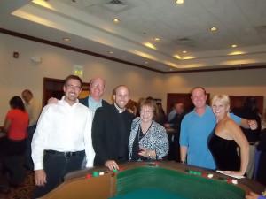 Monte Carlo Casino Night Fundraiser