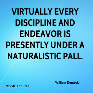 William Dembski Quotes
