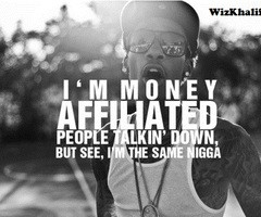 Gang Quotes Wiz Khalifa