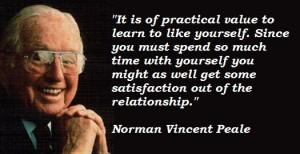 ... vincent peale quotations sayings famous quotes of norman vincent peale