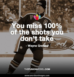 Famous hockey quotes