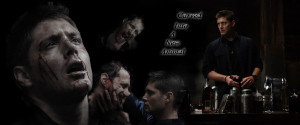 Supernatural Dean & Alastair