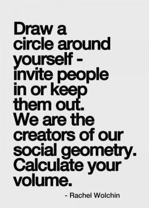 Choose your friends wisely...