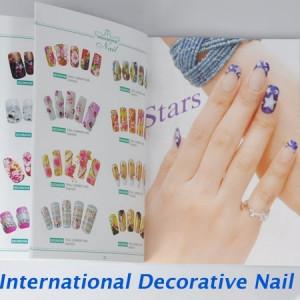 Full Gel Nail Designs