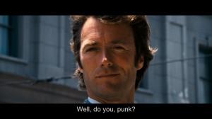 soprattutto di venir presi a cinquine da Clint Eastwood.