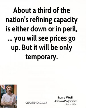 About a third of the nation's refining capacity is either down or in ...