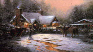 Source Url Thomas Kinkade