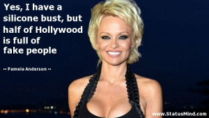 Pamela Anderson Quotes picture