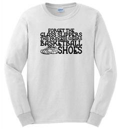 Girls Basketball T Shirts