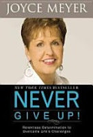Determination to Overcome Life's Challenges by Joyce Meyer Joyce Meyer ...