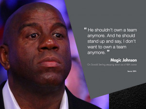 Magic Johnson Quotes About Life Magic johnson quotes about