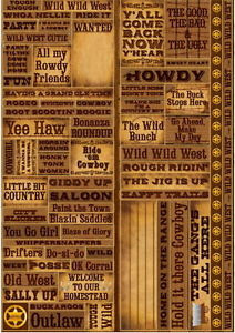 Reminisce-Western-Quotes-Cowboy-Cowgirl-Scrapbooking-Stickers-RCS-135 ...