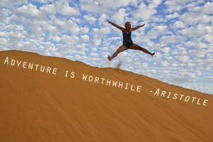 Adventure Travel Quotes Adventure is worthwhile -