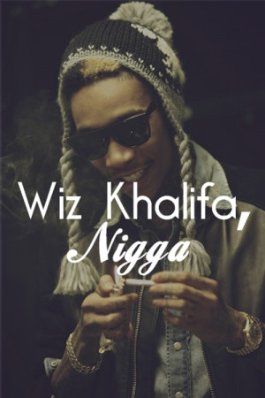 blunt, khalifa, nigga, weed, wiz, wizkhalifa