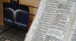 400th Anniversary of the King James Bible