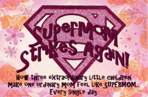 Super Mom Funmunch