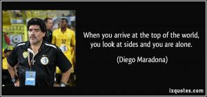 More Diego Maradona Quotes
