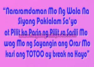 tagalog sad love quotes quotes love sad tagalog text pinoy love quotes ...