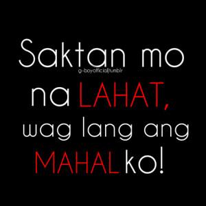 Quotes Na Patama Sa Kaaway. QuotesGram
