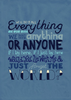... for this image include: chasing cars, Lyrics, snow patrol and music
