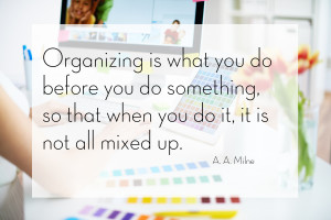 Clean and Productive: How To Keep Your Desk Organized