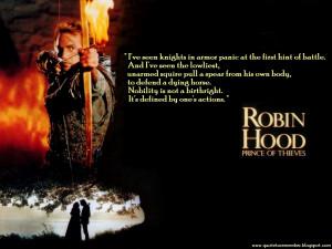 ROBIN HOOD: PRINCE OF THIEVES [1991]