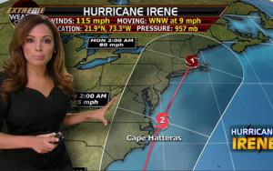Fox News Meteorologist...